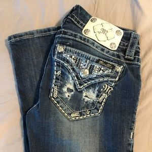 Miss Me Women's Skinny Jeans size 24R